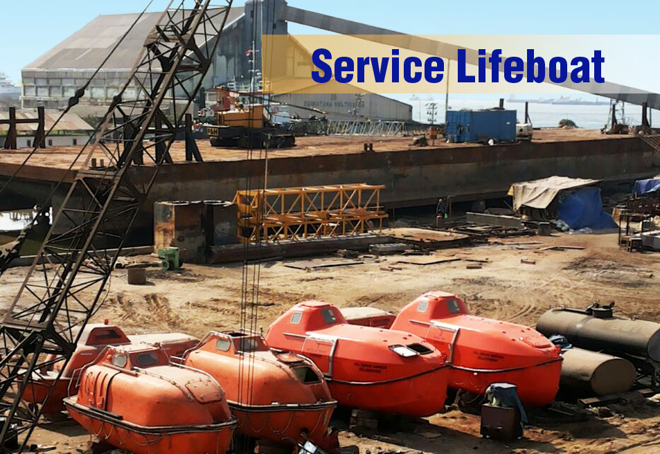 Service Lifeboat